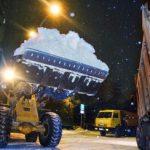 Зима близко: техника и материалы по уходу за дорожным полотном в холодное время года