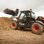 Телескопические погрузчики Bobcat: универсальное решение для строителей и аграриев