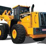 Фронтальный погрузчик HL780-9S: производительность и выносливость от Hyundai