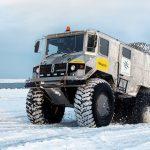 Снег да снег кругом: зимний спецтранспорт для бездорожья