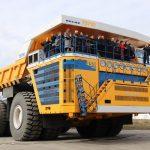 Карьерные гиганты: самосвалы для горнодобывающей промышленности