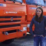 Компания «Русбизнесавто» исполнила мечту блогера Татьяны Камазистки