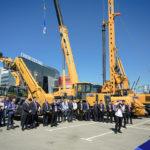 Успешно прошла главная выставка строительной техники в России
