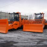 Отгрузки российской строительно-дорожной техники на внутреннем рынке выросли на 30%