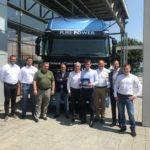 X5 Retail Group посетила с рабочим визитом штаб-квартиру бренда IVECO