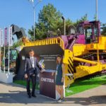 ЧЕТРА привезла в Казахстан 62-тонный бульдозер