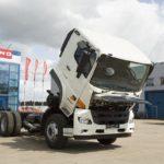 Hino представит новый 26-тонник и кабину нового поколения на выставке Comtrans