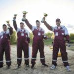 Бульдозеристы из Вологодской области взяли золото и серебро Международного чемпионата операторов техники ЧЕТРА