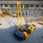 Отгрузки российской строительно-дорожной техники на внутреннем рынке выросли на 19%
