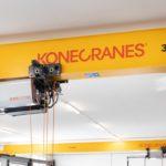 Линейку грузоподъемной техники Konecranes пополнит  оборудование нового поколения