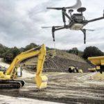 Дроны в строительстве: новые технологии и возможности