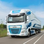 Электрогрузовик DAF CF Electric и новые модели CF FAW DAF Trucks на выставке Solutrans в Лионе