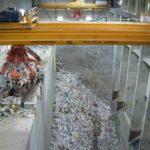 Краны Demag повышают производительность московского мусоросжигательного завода №3