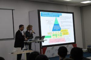семинар по KAIZEN, организованный Министерством экономики, торговли и промышленности Японии и Японской ассоциацией