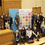DAF Trucks Rus приняла участие в форуме One Young World