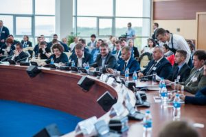 5-й ежегодный международный инвестиционный Восточный нефтегазовый форум
