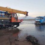 Российский завод представил уникальный автокран-внедорожник для работы на севере