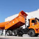 «Русбизнесавто» отгружает автомобили КАМАЗ для дезинфекции улиц