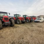 AGCO-RM поставила тракторы Massey Ferguson® компании «Азот-Агро»