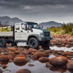 Начались продажи внедорожного грузового автомобиля «Садко NEXT»  с удлиненной колесной базой и двухрядной кабиной