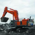 Два горных экскаватора Hitachi EX1200-7 поставлены на разрез «Распадский»