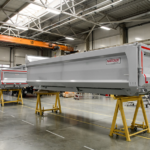 Российский завод начал поставки самосвальных надстроек в Швецию