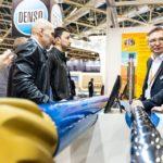 На выставке «Нефтегаз-2021» формируется национальный павильон Германии