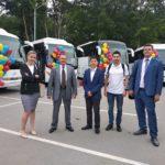 Автобусы Higer помогают развивать туризм на Сахалине