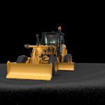 Новый автогрейдер Cat®140 GC развивает высокую производительность при низкой стоимости часа эксплуатации