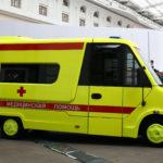 «Группа ГАЗ» разработала медицинские автомобили,   повышающие эффективность работы медучреждений в условиях эпидемии