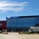 Компания DAF Trucks расширяет свою деятельность в Московской области: компания «Трак Партс» переехала в новое здание на пересечении Киевского шоссе и автодороги А107.