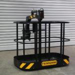Галичский автокрановый завод разработал грузовую корзину для КМУ
