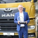 «Просто лучший»: MAN TGX назван лучшим грузовым автомобилем 2021 года!