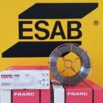 С мировым именем: ESAB локализует производство рутиловой проволоки Filarc