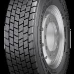 Continental поставляет шины для первого грузовика с электроприводом