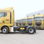 Первая поставка нового поколения грузовиков MAN в Россию