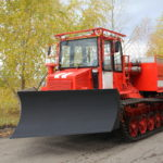 Лесопожарную машину ПМ-160 проверят в «боевых» условиях в Зауралье