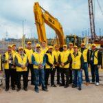 22-й конкурс Excavator Challenge SDLG прошёл в Красноярске