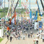 bauma CTT RUSSIA 2021: 21-я Международная выставка строительной техники и технологий в России.