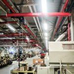 Около ста кранов Demag помогают заводу «Бекарт Липецк» наращивать объемы производства