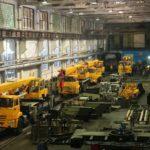 Автокраны ГАЛИЧАНИН будут оборудоваться системой для удаленного мониторинга