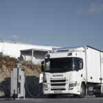 Scania за развитие электротранспорта в России