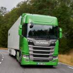 23,53 литра на 100 км – тягачи Scania пятый раз подряд признаны самыми экономичными и экологичными грузовиками
