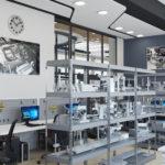«Группа ГАЗ» и МГТУ им. Н.Э. Баумана  открыли инжиниринговый центр им. А.А. Липгарта