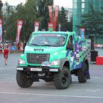 Автомобили ГАЗ стартовали в ралли-рейде «Шелковый путь – 2021»