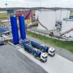 «Газпромнефть – Битумные материалы» расширяет терминальную сеть