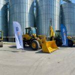 «Русбизнесавто» приняла участие в торжественном открытии нового зернового терминала в Ростовской области.