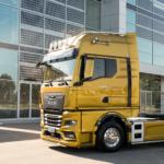 Компания «МАН Трак энд Бас РУС» провела презентацию нового поколения грузовых автомобилей MAN в Красноярске