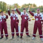 ЧЕТРА проводит международный чемпионат операторов техники