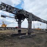 ЧМЗ к концу года завершит испытания тракторного путеукладчика